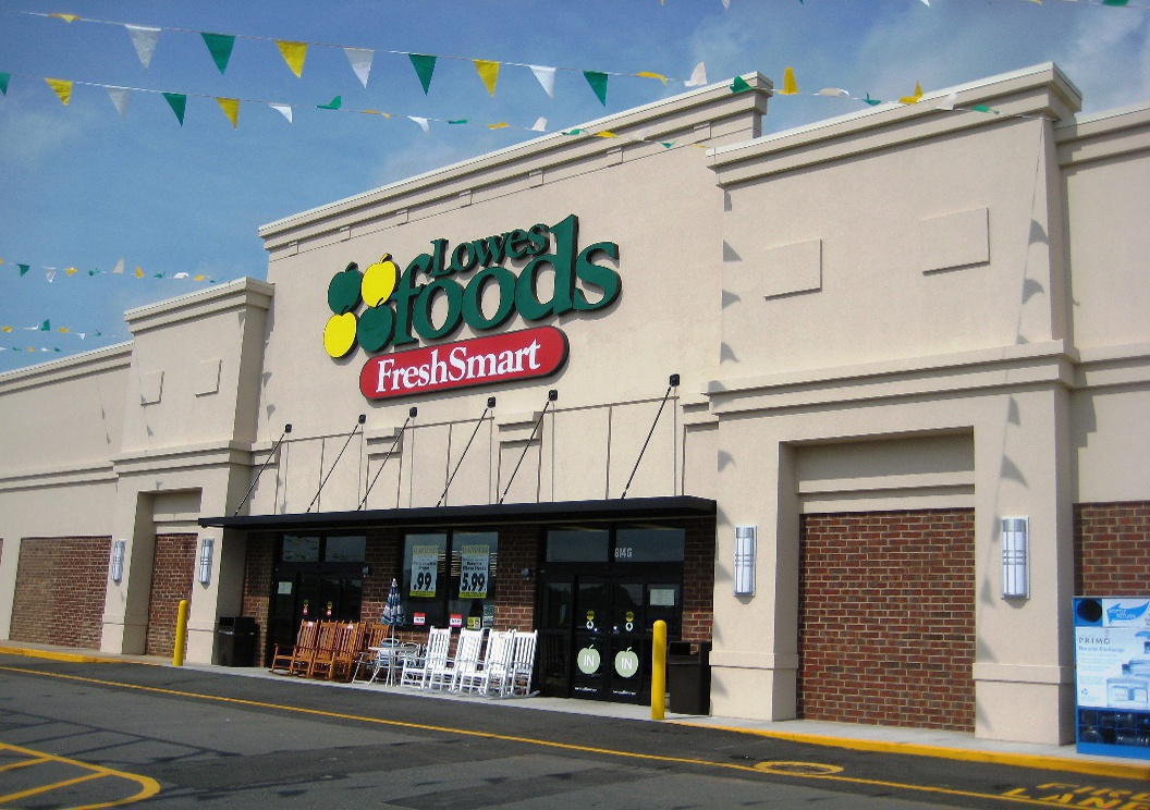 New Lowes Foods Stores